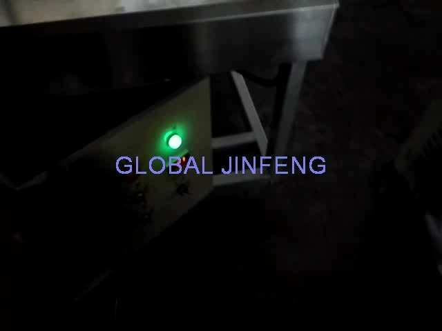 Glass cleaning washing machine  with CE certificate JFW-1600