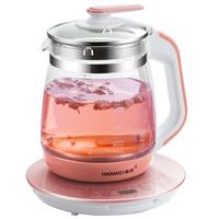 韩伟电热烧水壶家用保温一体玻璃自动断电恒温开水壶煮茶泡茶专用