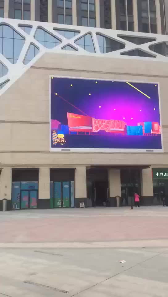 Led Digital Advertising  Display Board P10 Outdoor Rental Concert Stage Background  Flexible Cabinet LED Display Screen