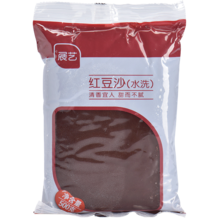 【展艺】低糖红豆沙馅500g