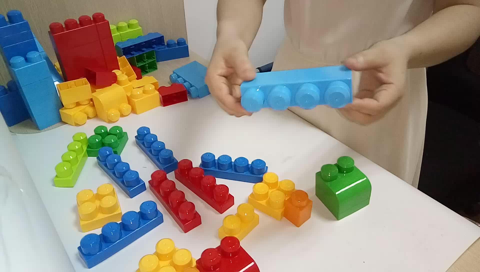Mega Classic Plastic Building Blocks Toys For Kids