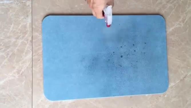 60x39 cm kualitas Tinggi novelty mandi kaki tikar dan tahan air non-slip