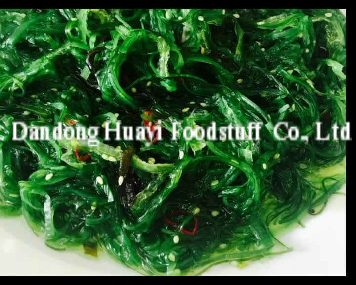 High Quality frozen seaweed salad