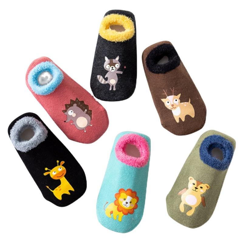 婴儿地板袜子学步防滑底薄款软底隔凉春秋室内儿童鞋袜套宝宝夏季