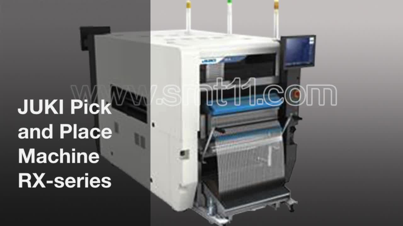 JUKI PICK PLACE MACHINE led apparatuur JX-100LED, JX-300, JX-350