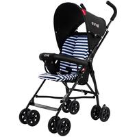 乐无忧便携式婴儿超轻便儿童伞车质量好不好