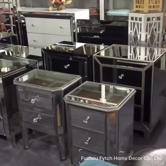 Mirrored Furniture Wholesale Mirrored Dressing Table And