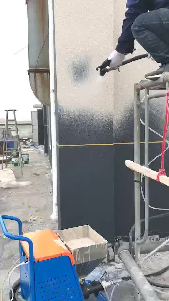 Professionelle Elektrische Membran Pumpe Airless Farbe Sprayer