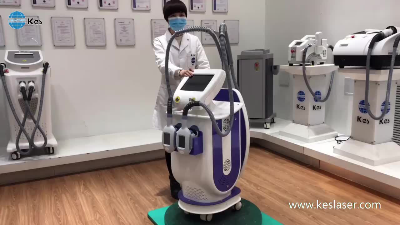 2018 Kes Hot Sale Cryo Vacuum Led Fat Removal Cryotherapy ...