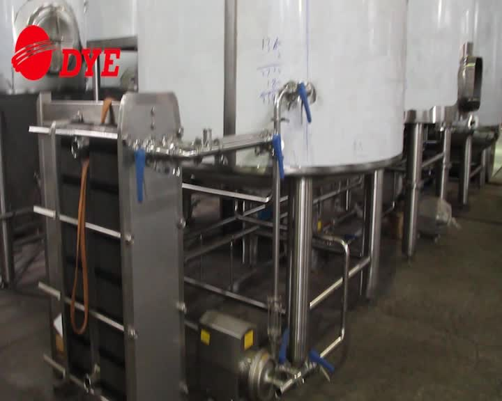 200L brewhouse beer manufacturing equipment