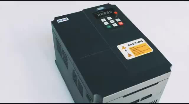 560KW 380V 3 Phase Industrial Variable Frequency Drive VFD Inverter AC Drives