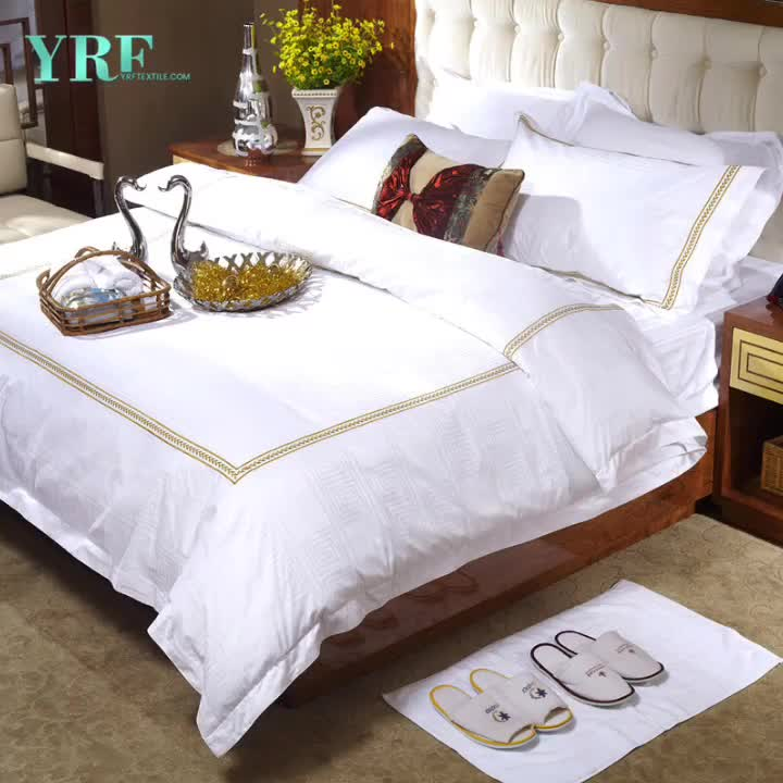 Factory Outlet Hotel Duvet Cover Sets Latest Bed Sheet Designs Comfortable  Deluxe High Quality Apartment Embroidery