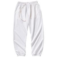卫裤男生灰色男士小脚夏季休闲裤子评价如何