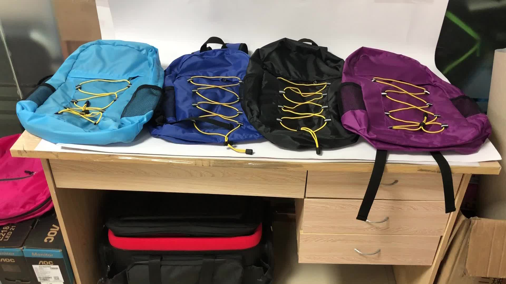 Hot Selling Foldable Backpacks China Alibaba Supplier Back Pack Bag
