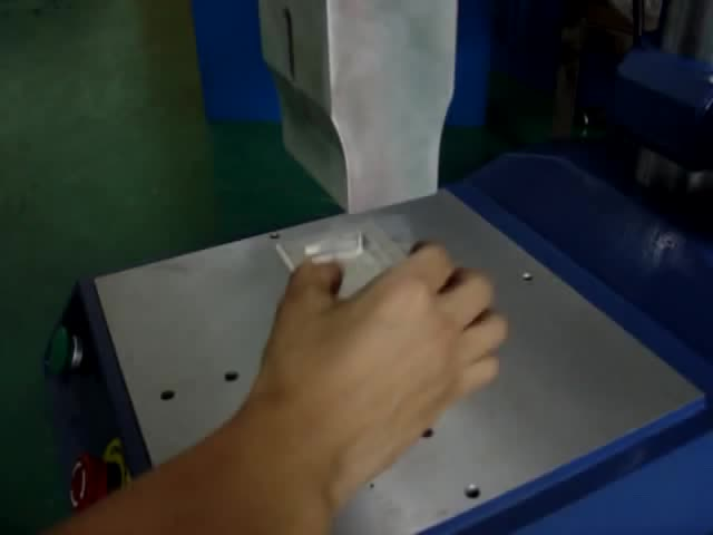 Automatic Ultrasonic Plastic Case Welding Machine / File Folder / PP / PVC / MAGIC TAPE