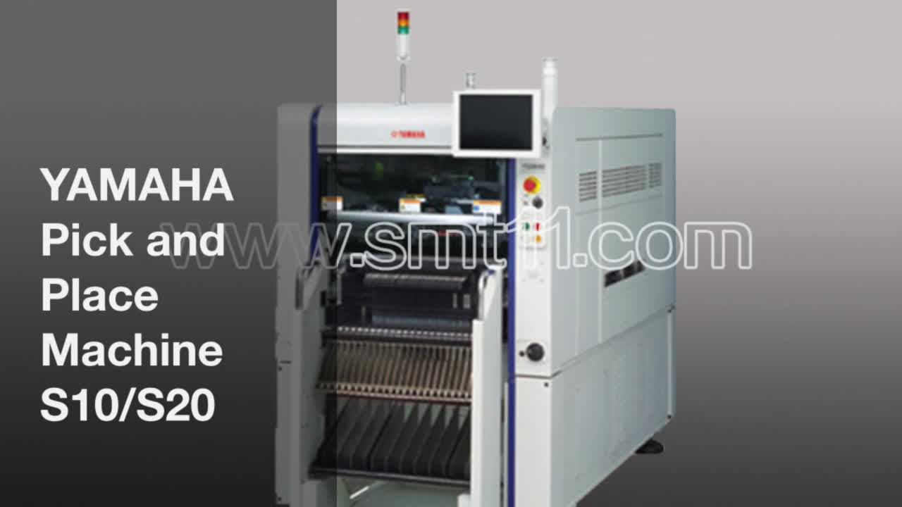 High Speed Smt Pick and Place Machine Yamaha ys12,ys24x,ys100,ysm10,ysm20,m10,m20,s10,s20