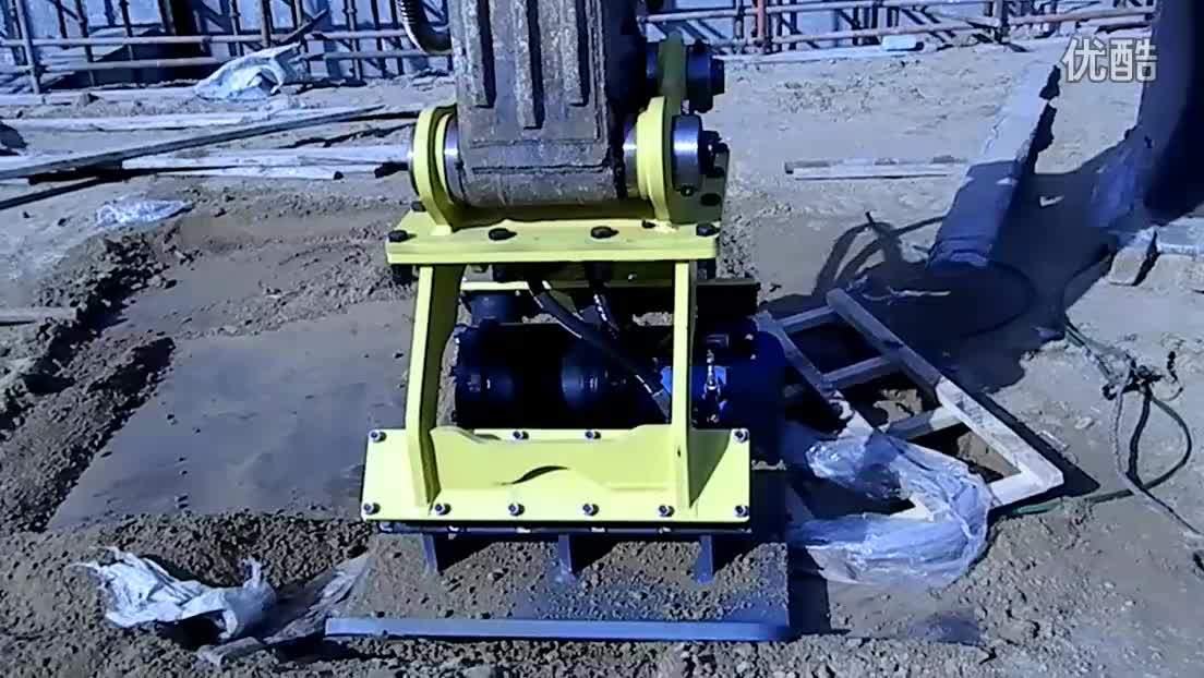 BEIYI BYKC 200 Vibrator compactor for frozen ground
