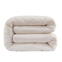 博洋加厚儿童四季通用全棉羊毛被子用后评测