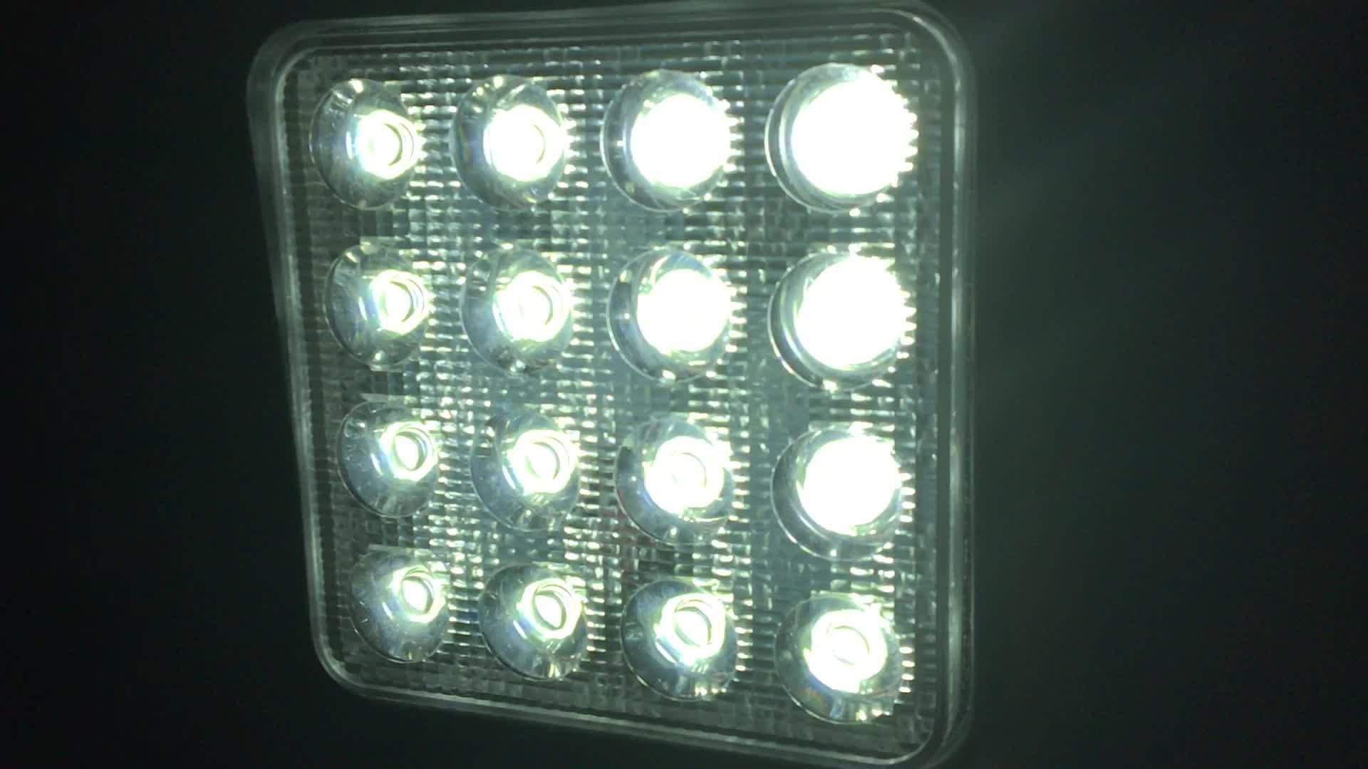 48w Autoinnenlicht-Arbeitslampe