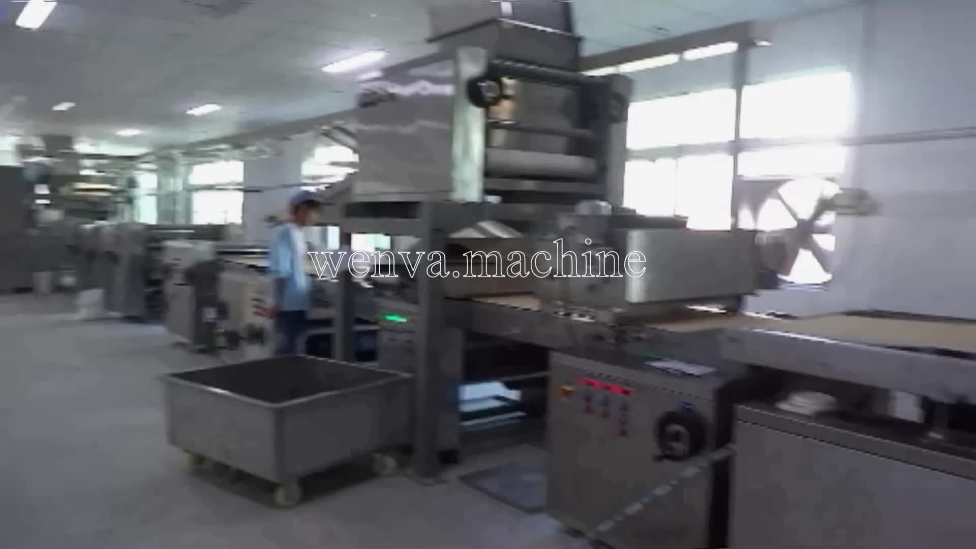 biscuit stick making machine