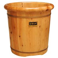实木足浴养生桶家用泡脚过小腿木桶价格多少好不好用
