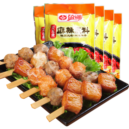 包邮盈棚关东煮150g*5袋肉丸汤料