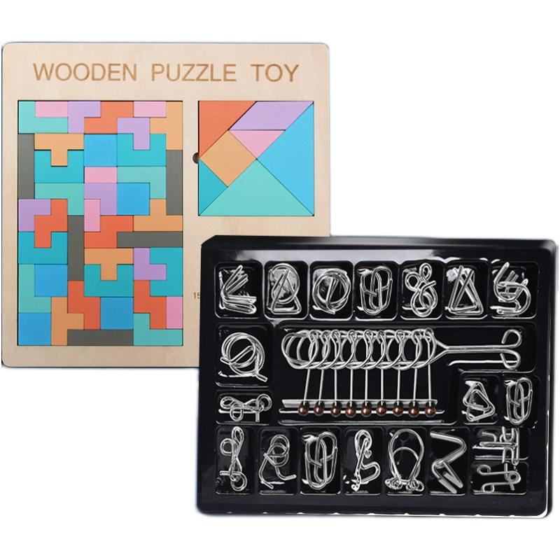 俄罗斯方块儿童益智拼图七巧板积木怎么样