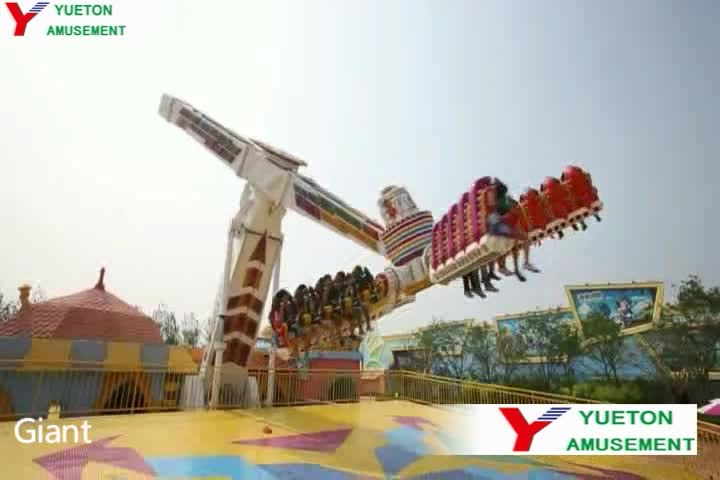 Hot Theme Park Fairground Attractions Aviation Training Device Rides For Sale
