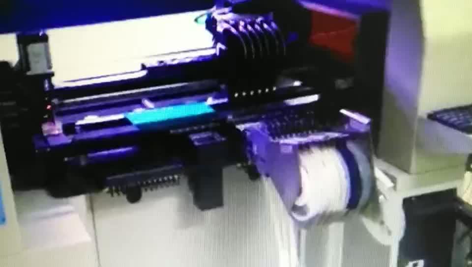 อัตโนมัติสายการผลิตSMTเลือกและเครื่องสถานที่สำหรับSMDการผลิต