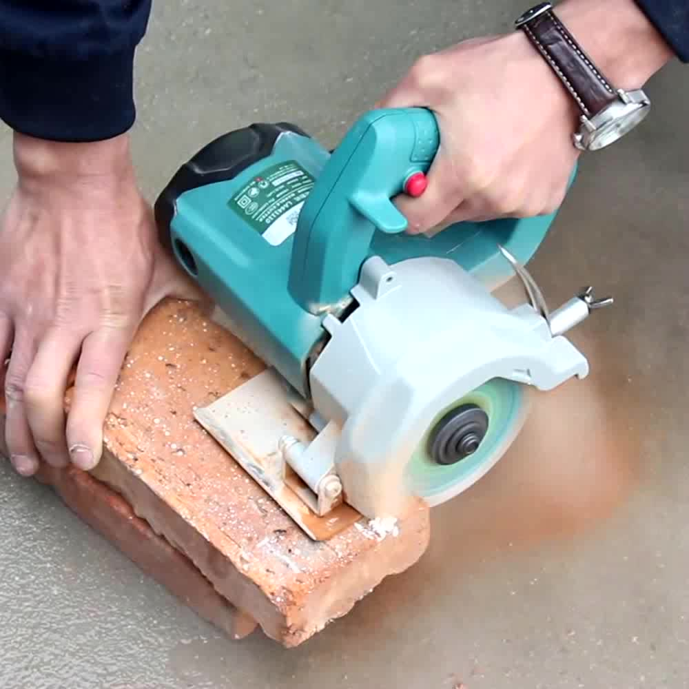 LAOA New product1600W high power circular electric cutting machine,electric saw for cutting wood,stone,concrete etc.