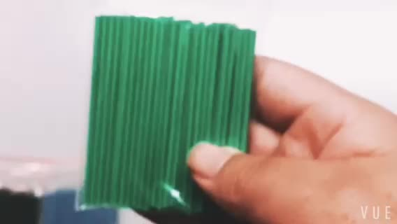 Materiale di forniture Mediche Ambientale Degradabile Bastone di Carta Per Fare Bastoncini di Cotone