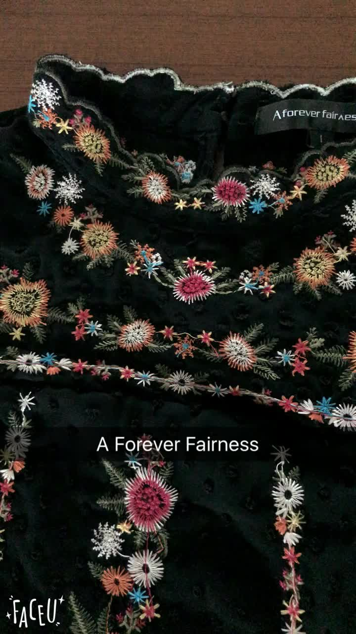 A Forever Fairness Embroidery Latest Saree Blouse Designs Ladies Blouse