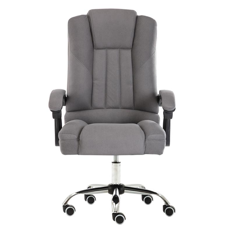 电脑椅写字宿舍大学生老板布艺椅子质量怎么样