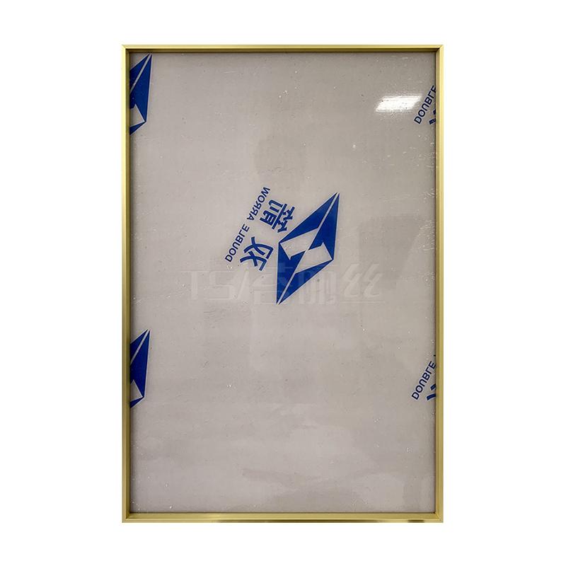 钻石裱框十字绣画框带玻璃定制画框好不好