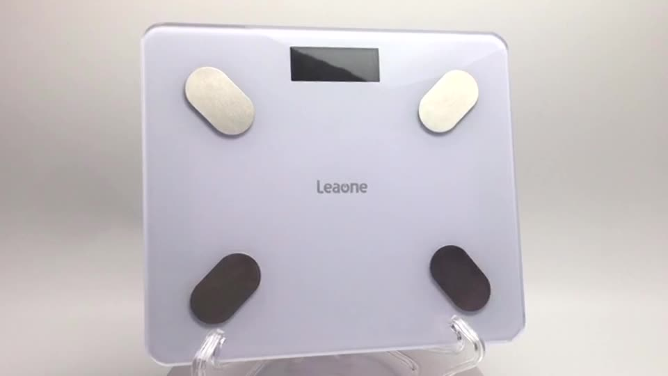 2020 Safety excellent precision digital bathroom bluetooth scale with good quality