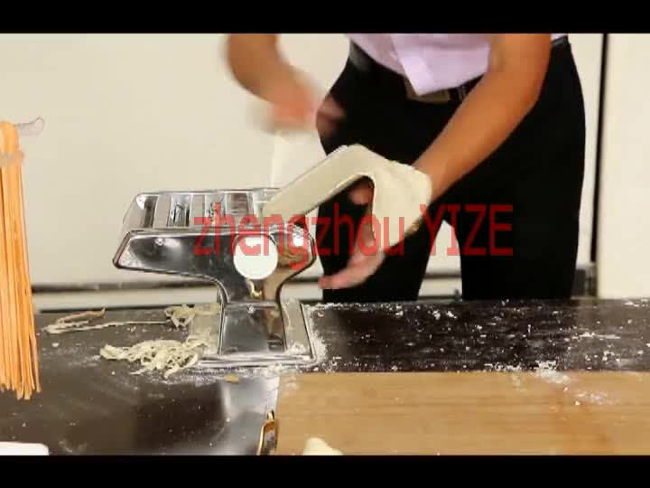 Stainless steel industrial vegetable pasta maker extruder machine to cook noodle making machine