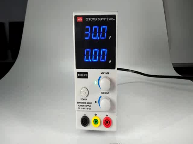 0-30V / 0-5A Mini 30V5A power supply, switching power supply, dc power supply