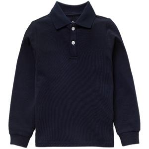 男童长袖童装polo衫儿童体恤打底衫