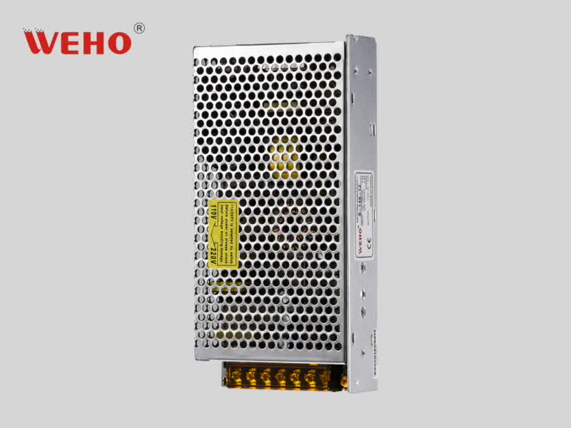 WEHO Electrical Equipment S-25-12 CCTV 12V 2.1A 25W AC/DC Switching Mode Power Supply