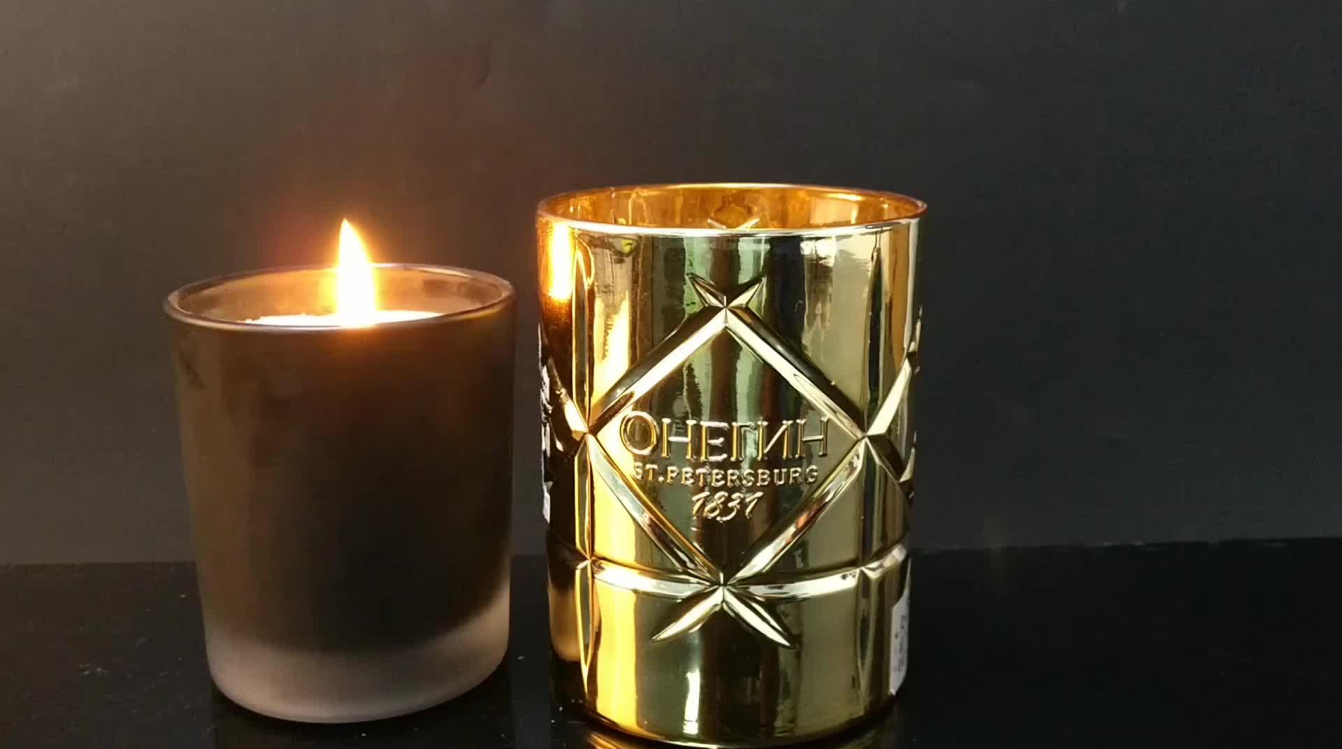 China Wholesale White cheap tealight candle holder Wedding Decor, glass tealight holder