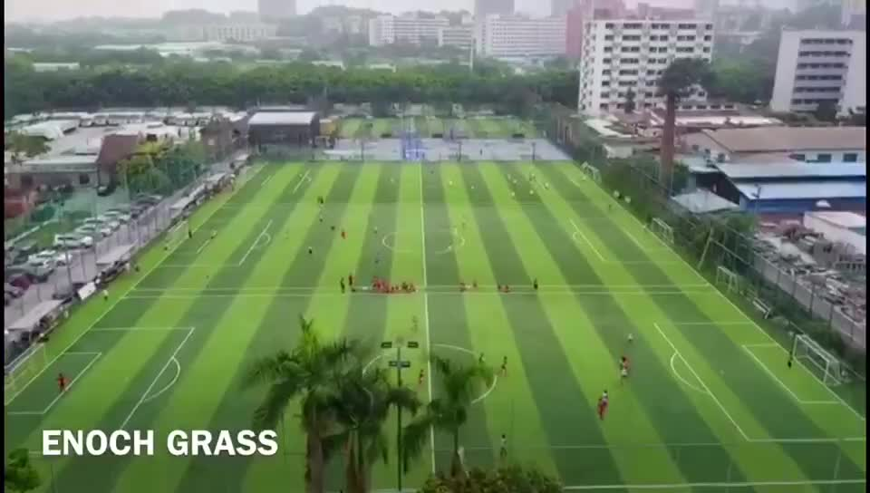 Vários esportes estádio de alta qualidade grama sintética para campos de futebol