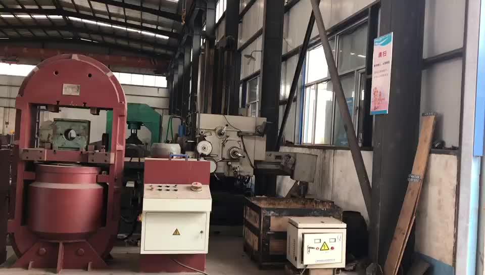 Tali kawat baja hidrolik mesin press 500 ton/kawat tali mesin swaging