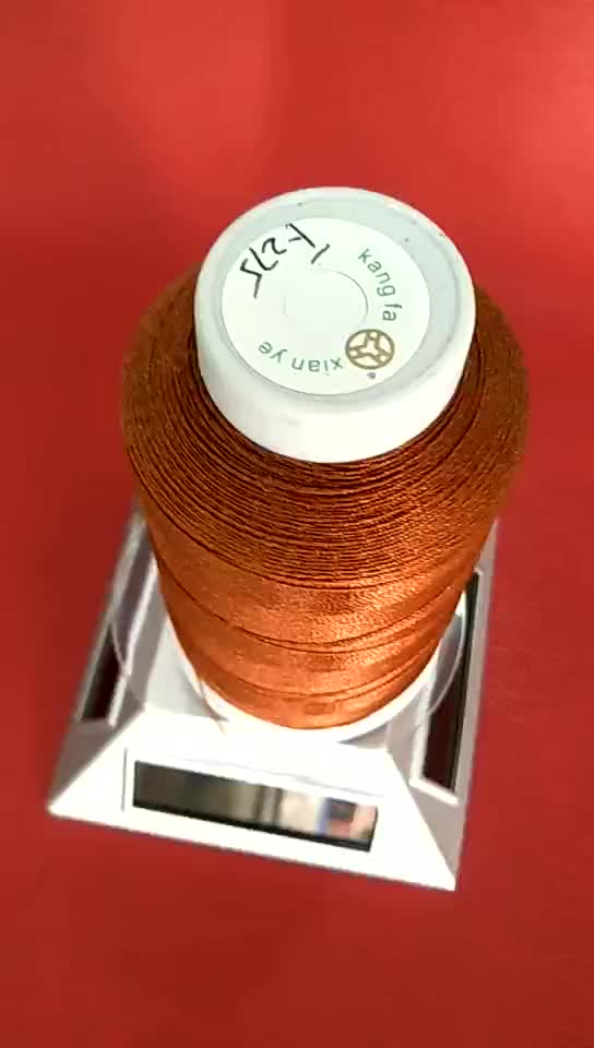 High streanth Nylon bonded thread for sewing shoes