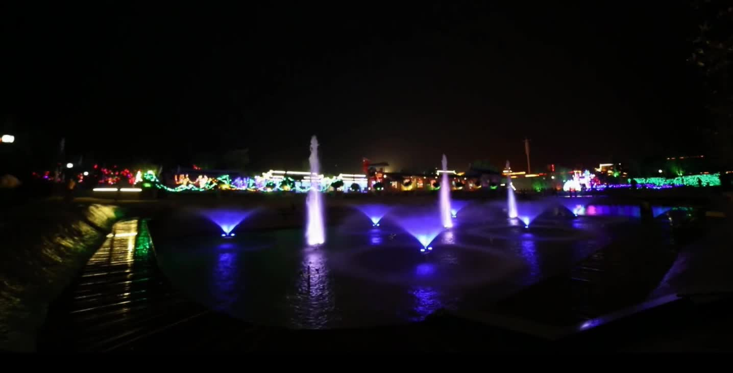 Floating Solar Pool Fountain,Lake Golf Course Fountain,Pond Dancing Water Fountain