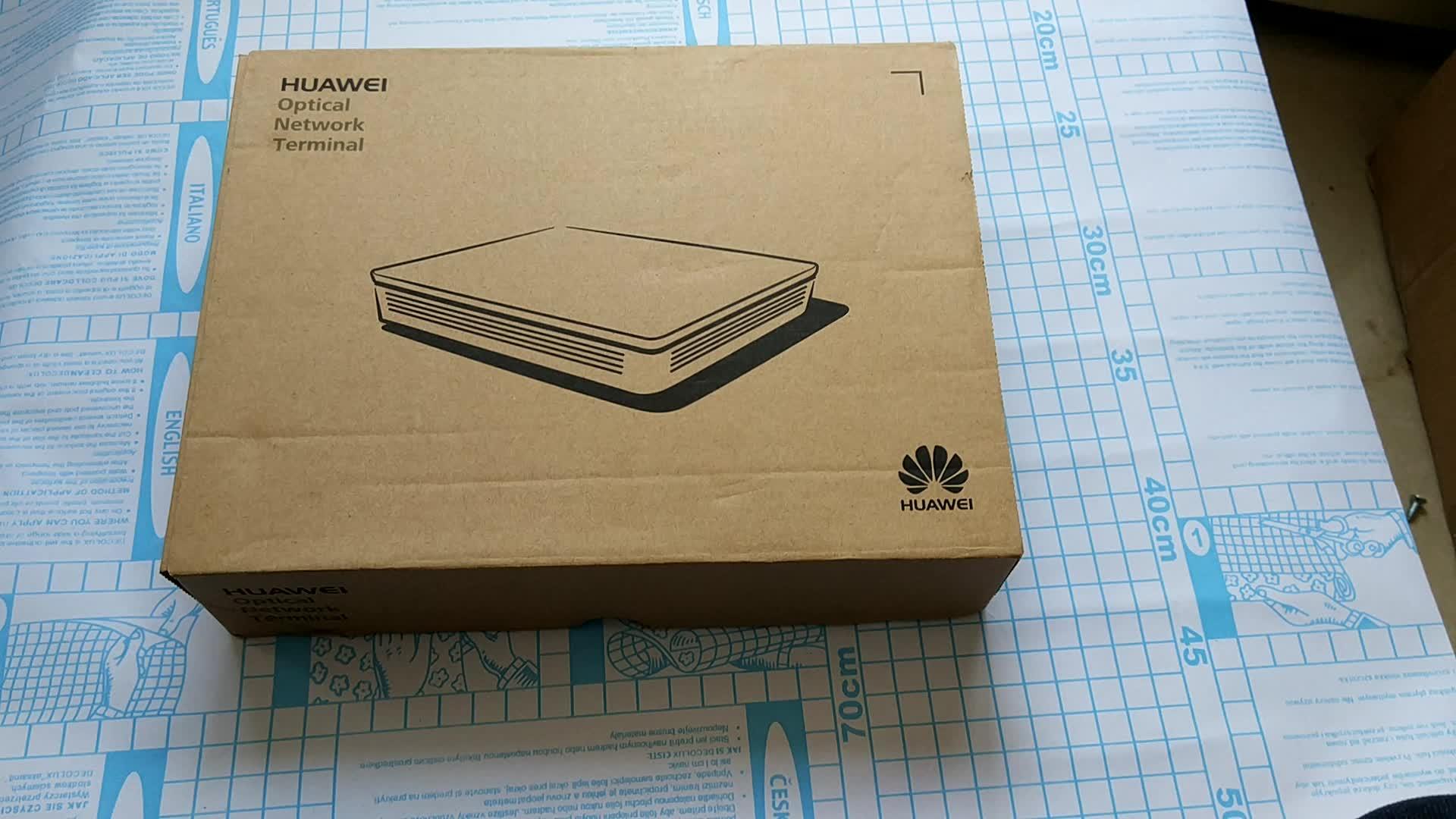 Лидер продаж Huawei HG8240H GPON ОНУ английский настройки прошивки