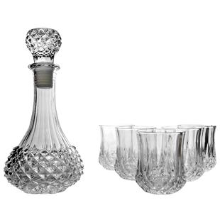 SURANER 舒拉娜 玻璃酒杯 帝华款 210ml*2个 7.8元包邮(需用券)