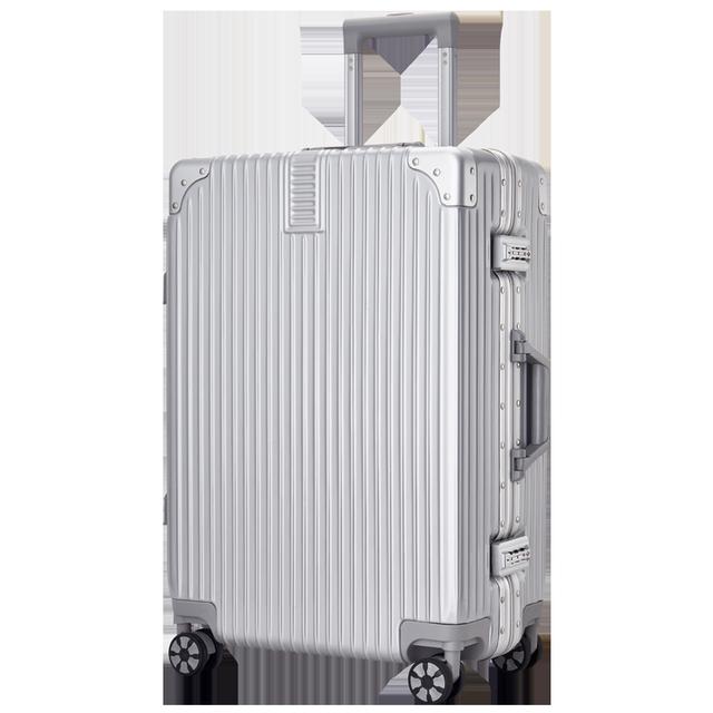 花花公子行李箱旅行小型密码万向轮拉杆箱20女男学生24皮箱子26寸