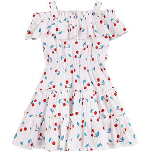 【促】女童夏装2019新款韩版连衣裙