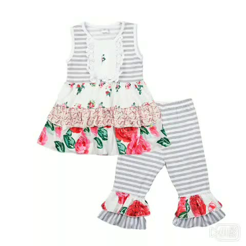 baby girls spring summer boutique clothing