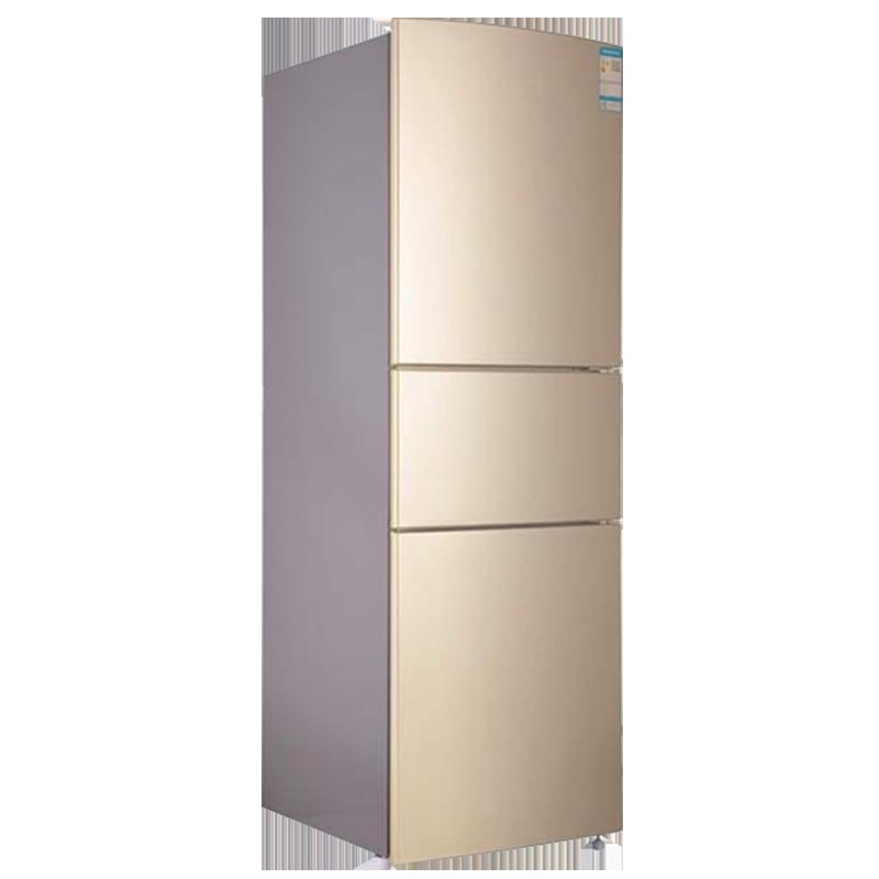 容声 BCD-251WKD1NY三开门冰箱三门式家用风冷无霜节能电冰箱荣升